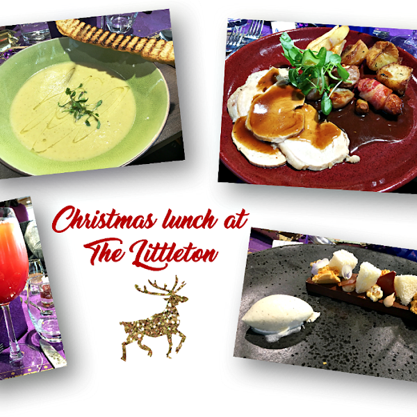 Christmas Lunch at The Littleton