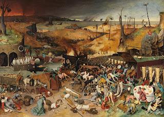 Pieter Bruegel the Elder - le triomphe de la mort ca.1562.