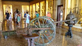 Armería del Palacio Ducal.