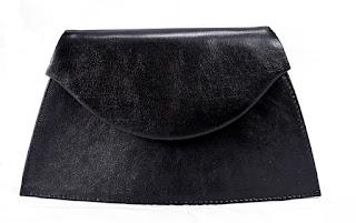Kožená večerní kabelka EMA