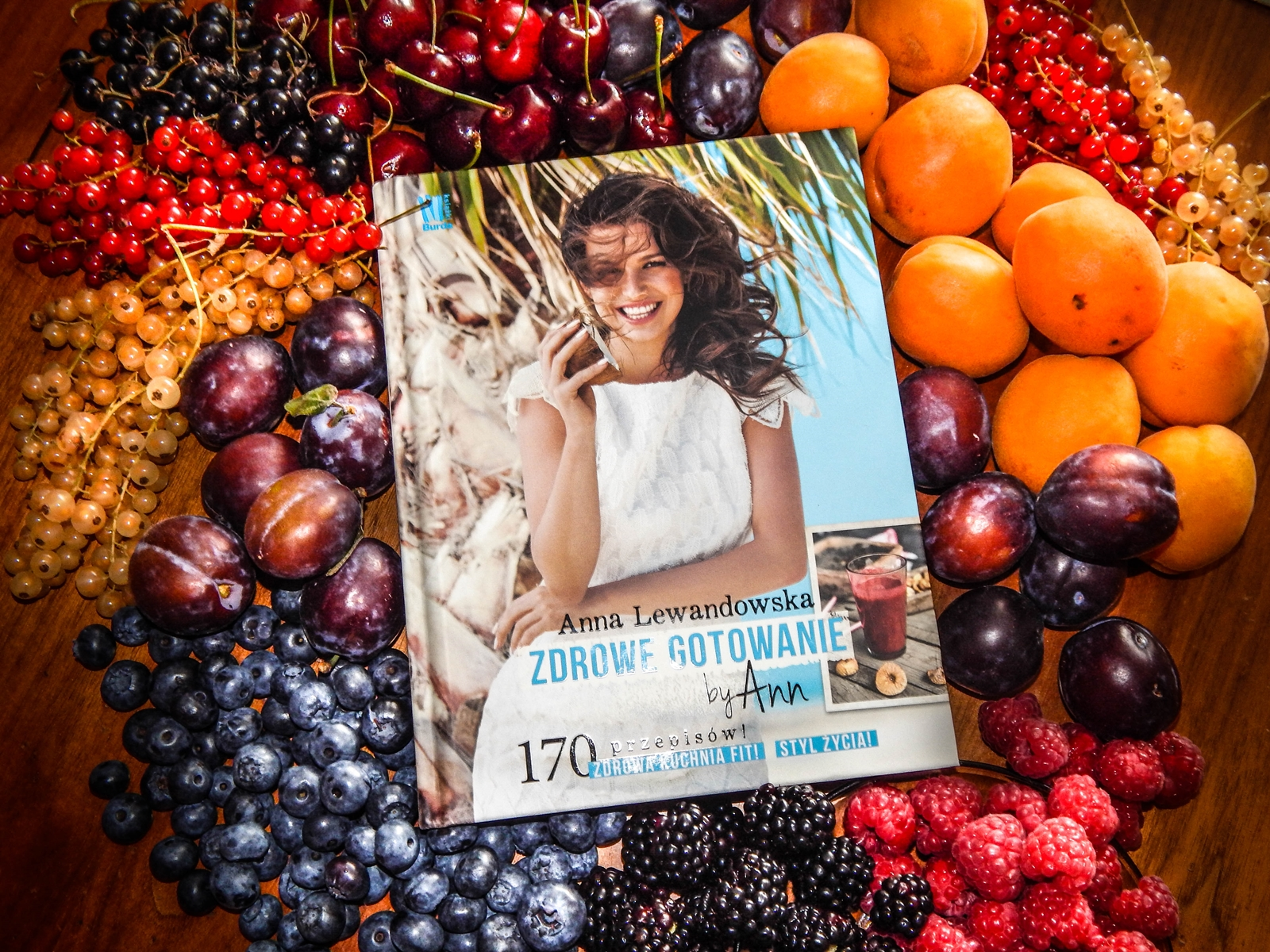 1 naglowek zdrowe gotowanie by ann anna lewandowska ksiazka kucharska recenzja melodylaniella jedzenie zdrowe ozywianie dieta porady fit health sportowa dieta
