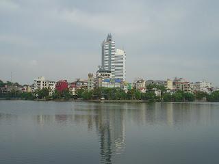 Tran Quoc Pagoda a Hanoi