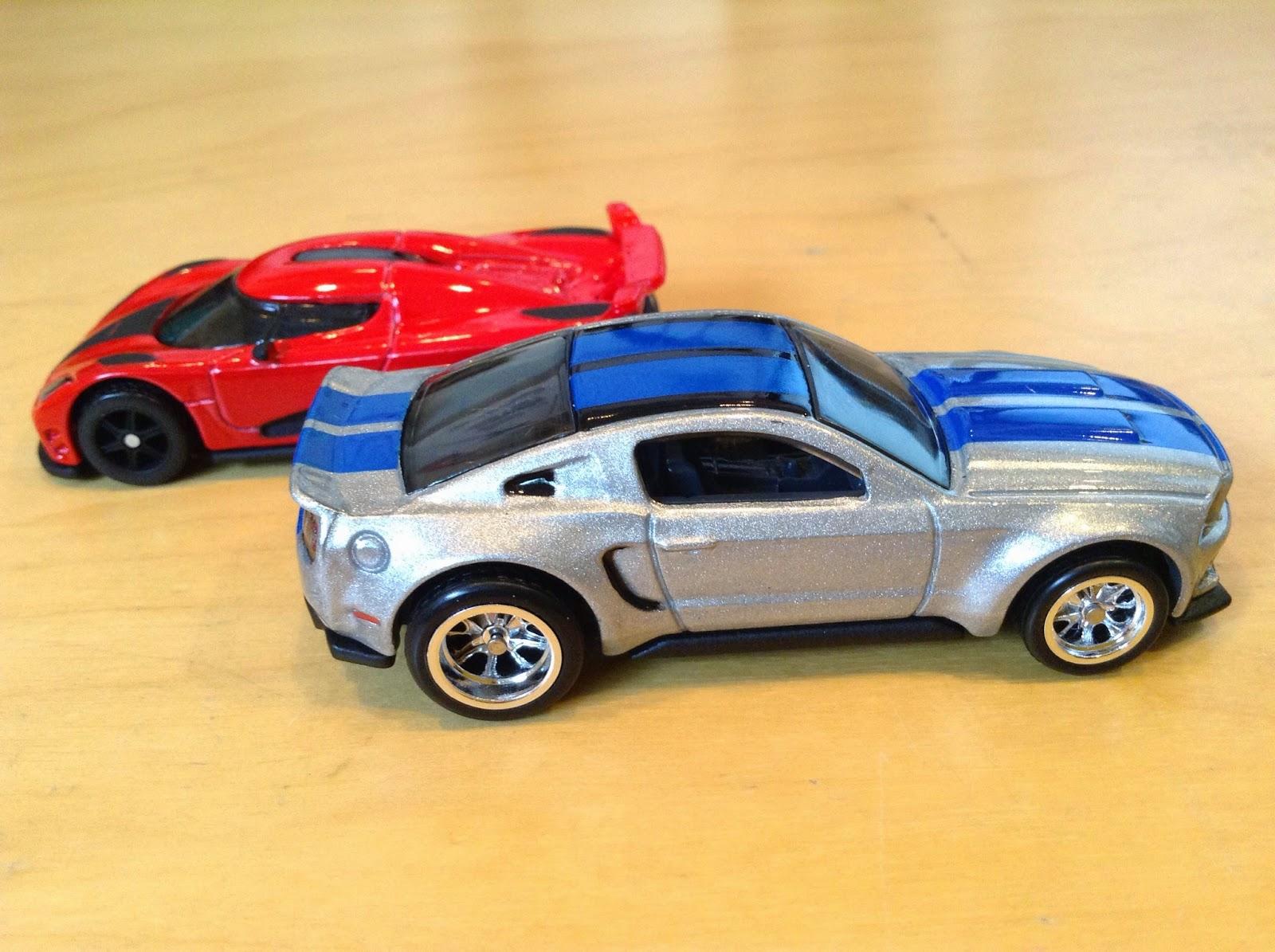 Julian's Hot Wheels Blog: Koenigsegg Agera R & 2014 Custom ...