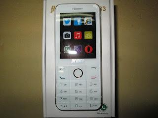 spesifikasi handphone antik Prince PC-333 new