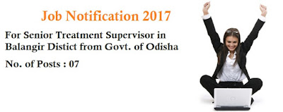 Job Notification 2017