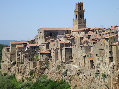 Pitigliano in Tuscany has a unique Jewish history