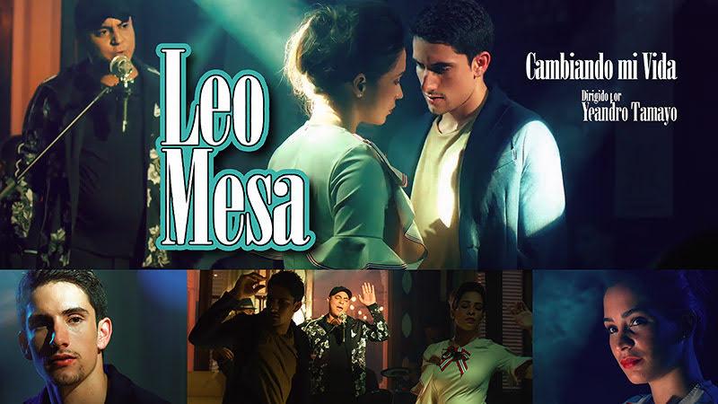 Leo Mesa - ¨Cambiando mi vida¨ - Videoclip - Director: Yeandro Tamayo Luvin. Portal Del Vídeo Clip Cubano