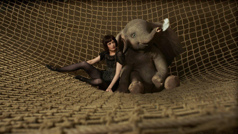 DUMBO 2019 - Eva Green y el elefante