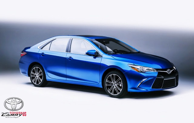 2016 Toyota Camry SE Special Edition Review