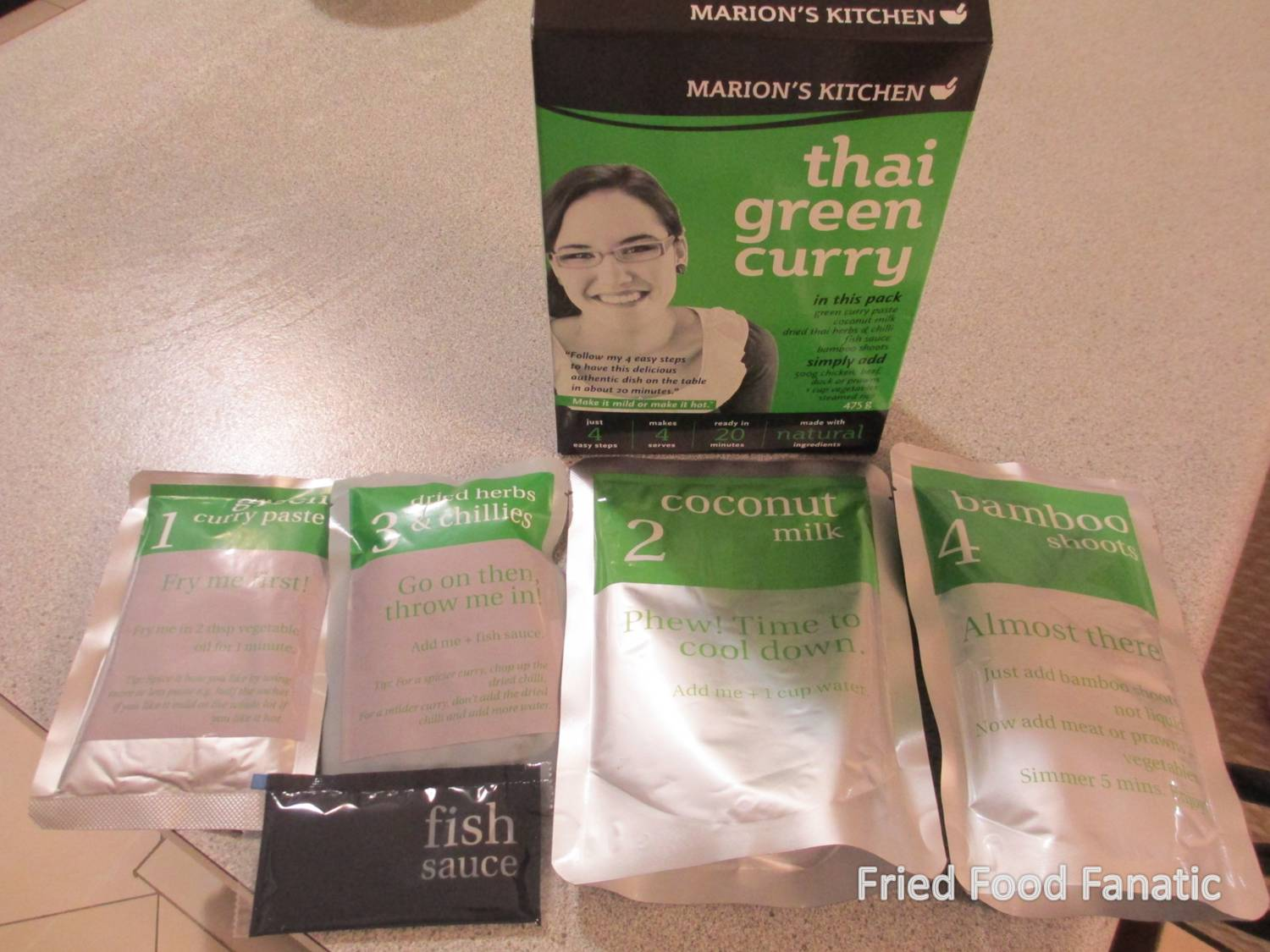 Marion S Kitchen Thai Green Curry Buy