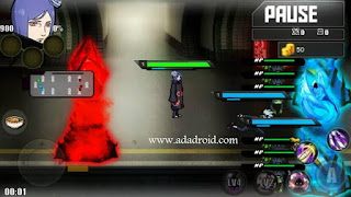 Naruto Senki Unlimited Stage