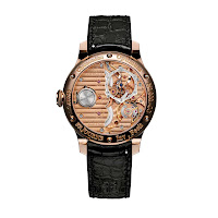 Fracois-Paul Journe - Chronomètre Optimum Red gold back