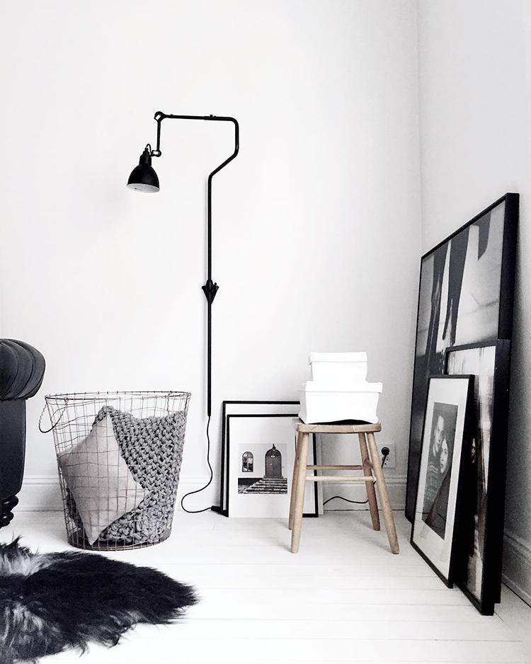 Art on the floor | Therese Sennerholt