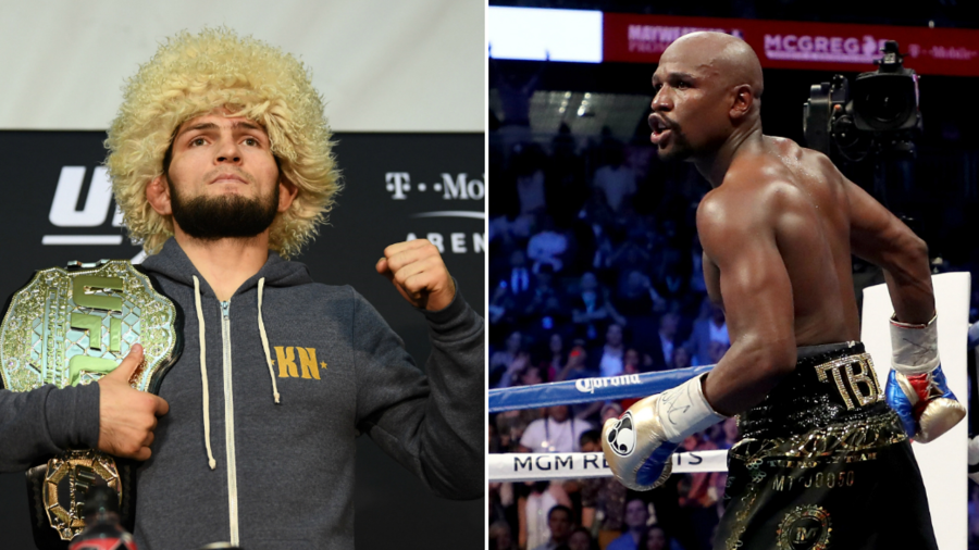 Khabib Nurmagomedov Wants To Fight With Mayweather