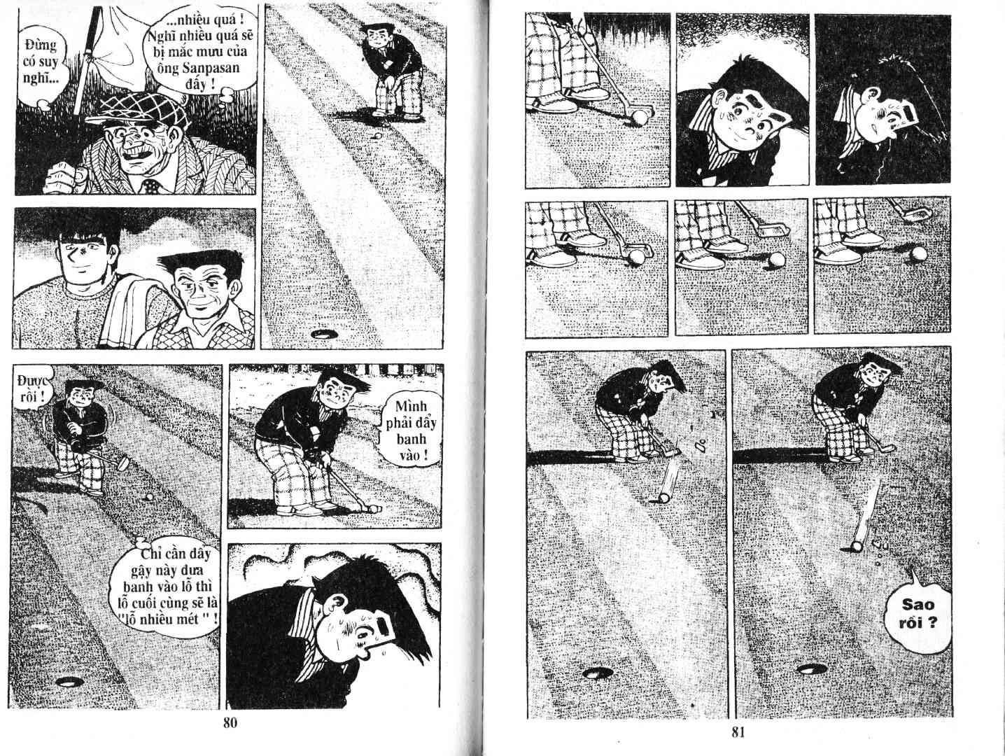 Ashita Tenki ni Naare chapter 52 trang 39