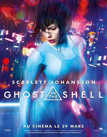 Ghost in the Shell 2017 Full English Movie HC HDRip Free Download