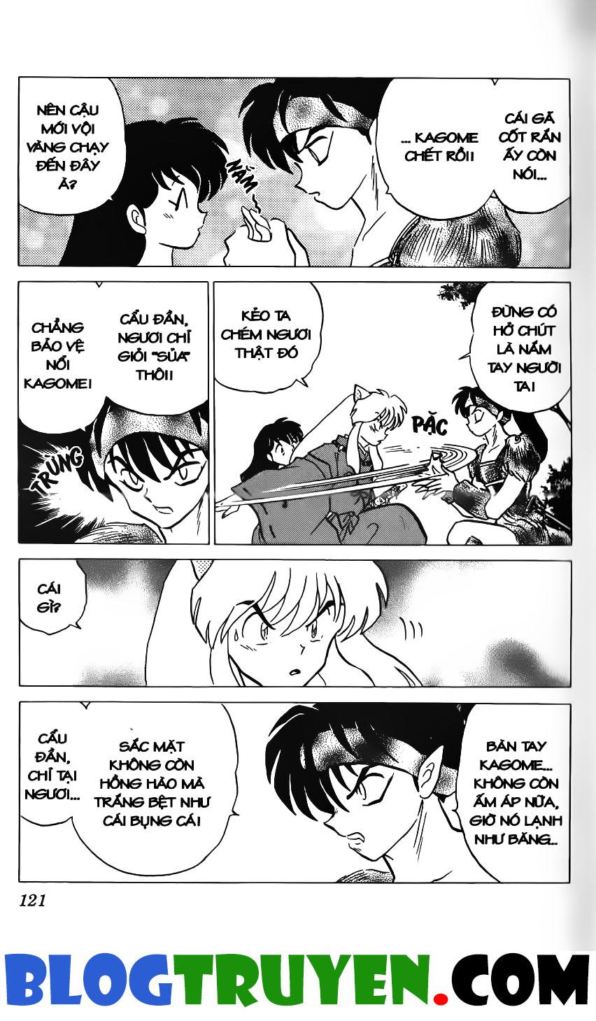 Inuyasha vol 25.7 trang 8