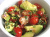 Avocado and Tomato Salsa with Chipotle