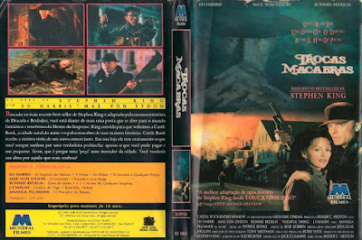 Filme Trocas Macabras (Needful Things) DVD Capa
