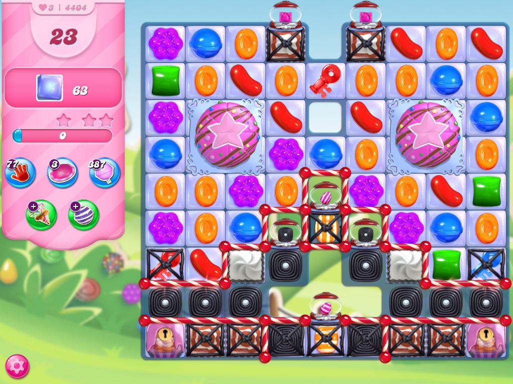 Candy Crush Saga level 4404
