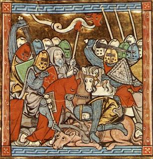 змей крестоносцев