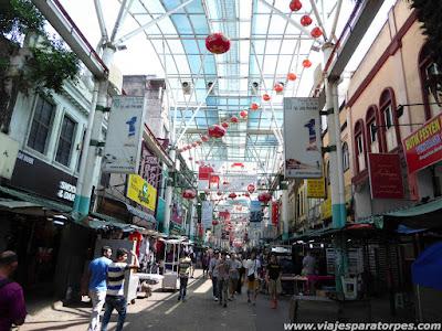 Guía de 48 horas en Kuala Lumpur (Malasia), 2º parte.