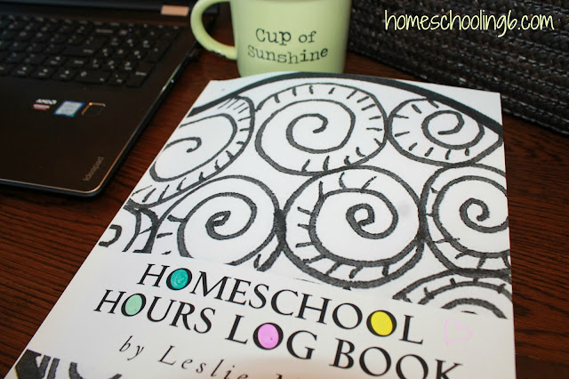 Leslie Monroe Homeschool Log Book