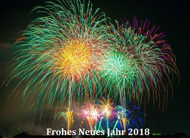 Neujahr 2018 Bilder