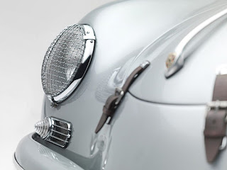 1958 Porsche 356 Speedster Convertible Headlights