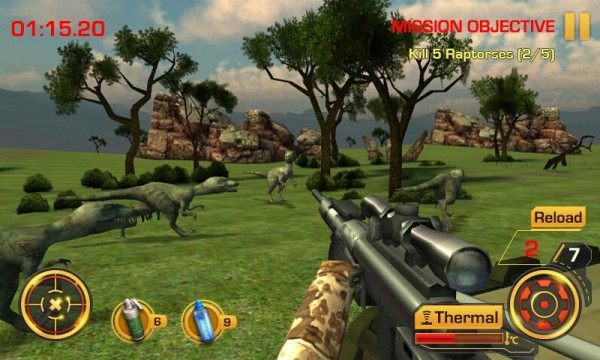 Download Game Wild Hunter 3D Apk