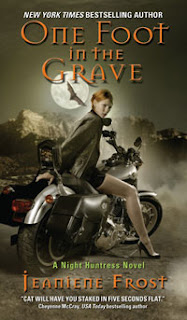 One foot in the grave by Jeanniene Frost