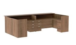 2 Person Reception Desk