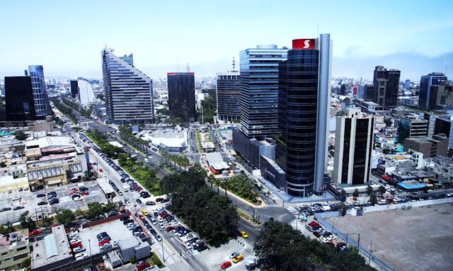 Centro financiero en Surco