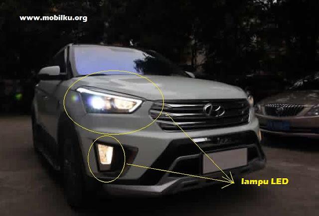 lampu, led, halogen, mobil, headlamp, menyilaukan, harga, murah, modifikasi, kelebihan, kekurangan