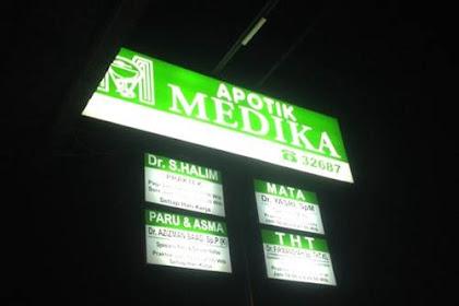 Lowongan Apotik Medika Pekanbaru Maret 2018