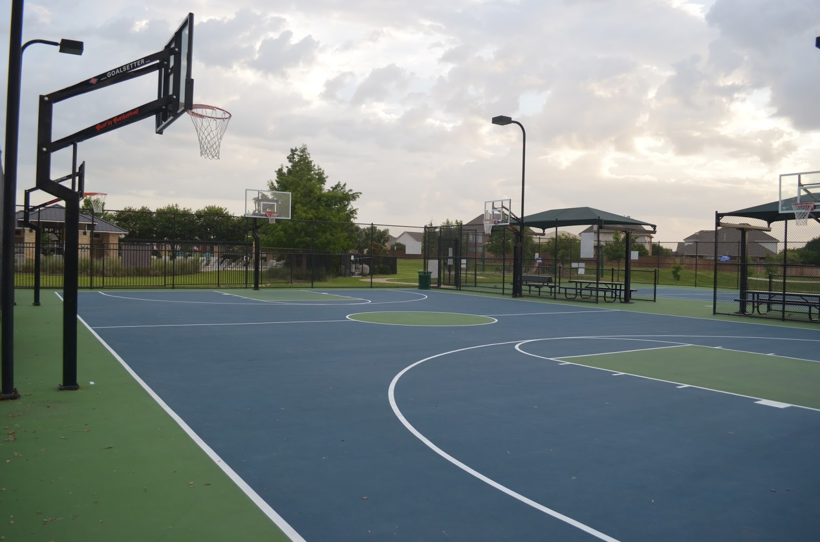 Kensington brooklyn for How much to make a basketball court