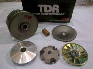 Harga Dan Spesifikasi CVT Racing Honda Beat Set TDR