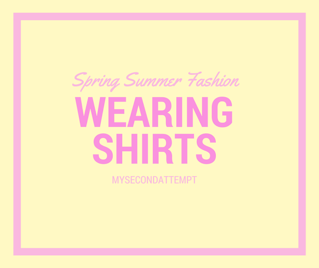 Current Fashion Loves: Shirts