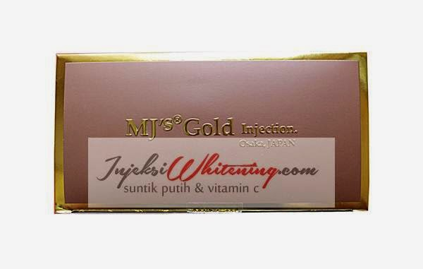 Mj's Gold Whitening Injection, mj gold injeksi whitening, mj's gold injection osaka japan, mj gold suntik putih, mj gold Injeksi, mj gold Murah, mj gold Asli original