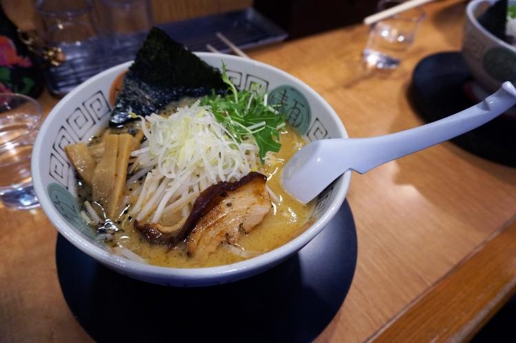 Tokyo, Japan, Ramen noodles, Euriental