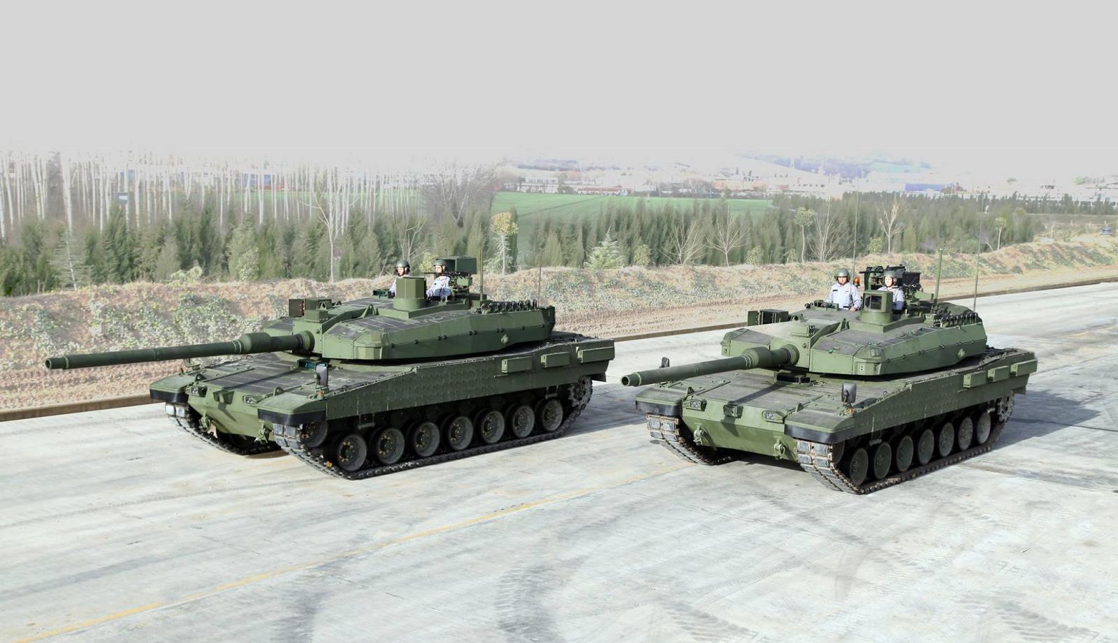 altay ana muharebe tankı ile ilgili görsel sonucu