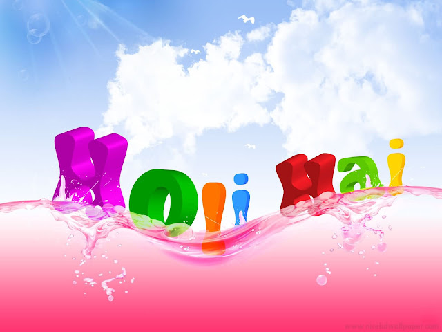 Happy Holi Images for Whats app DP