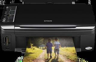 Epson Stylus SX205 Driver Download