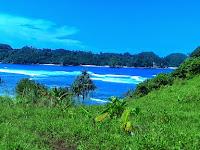 Pantai Savana Malang, Pesona Hijau Menyejukkan Mata