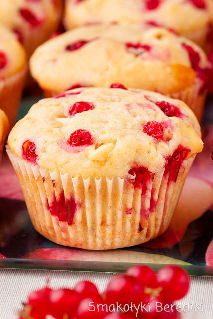 Pyszne muffiny z owocami