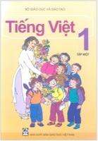 Sách Giáo Khoa Tiếng Việt lớp 1 Tập 1 - Đặng Thị Lanh