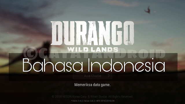 Cara Mengganti Bahasa di Game Durango Wild Lands - CatatanDroid.com