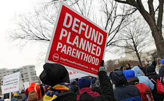Take heart! Even though Planned Parenthood is still funded, pro-life victories are everywhere else