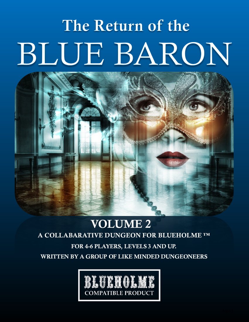 The Return Of The Blue Baron