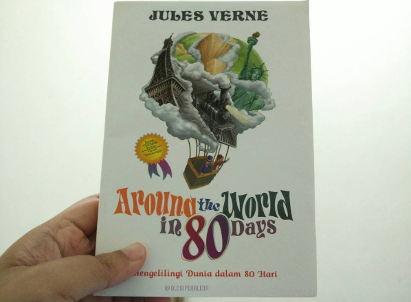 Arround the world in 80 days